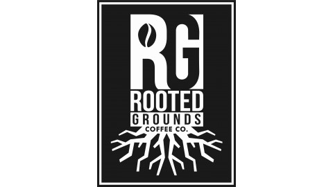 Rooted Grounds logo
