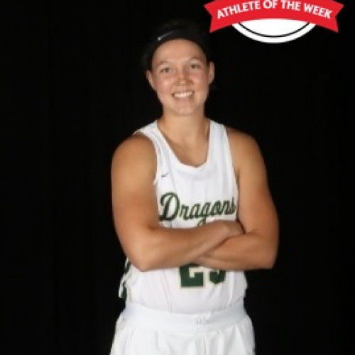 STUDENT-ATHLETE OF THE WEEK, ALLIE MILLER