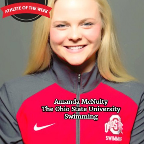 STUDENT-ATHLETE OF THE WEEK-AMANDA MCNULTY