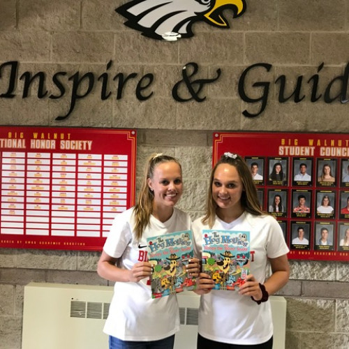 STUDENT-ATHLETE SPOTLIGHT, ALEXIS AND AVERY SCHONE
