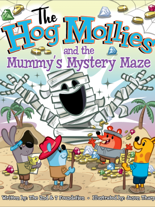 The Hog Mollies and the Mummy's Mystery Maze