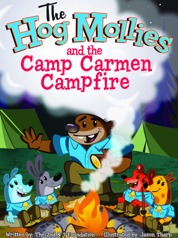 The Hog Mollies and the Camp Carmen Campfire
