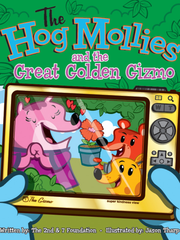 The Hog Mollies and the Great Golden Gizmo