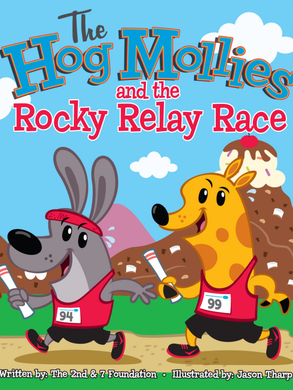 The Hog Mollies and the Rocky Relay Race