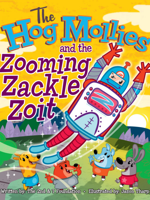 The Hog Mollies and the Zooming Zackle Zoit